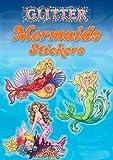 Glitter Mermaids Stickers (Dover Little Activity Books Stickers)
