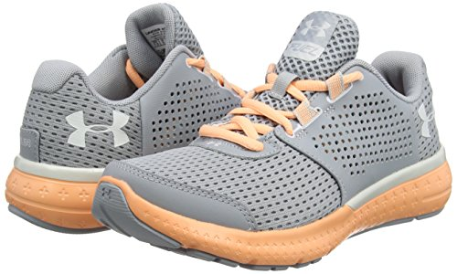G 941 W Chaussures Gris Under overcast Compétition Femme De Gray Ua Running Fuel Rn Armour Micro wREExqHIZ