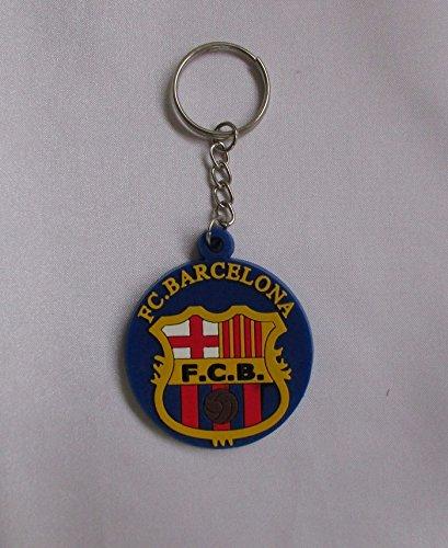 Llavero FC Barcelona (todo Longitud 5 x 5 cm O. Anillo O ...