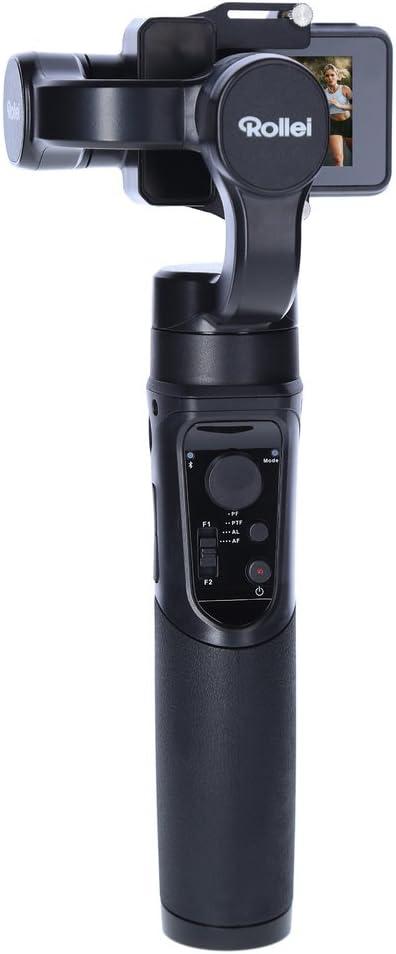 Rollei Actioncam Gimbal Steady Butler Action 3 Achsen Kamera