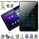 7in Quad Core Power Tablet PC Android 6.0 MarshMallow WiFi Bluetooth Google Play Store