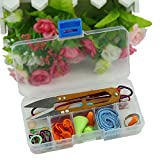 Dxhycc New Basic Knitting Tools Accessories Supplies with Case Knit Kit Lots