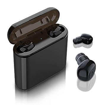 Auriculares bluetooth 5.0, Inalámbricos In-Ear Auriculares ...