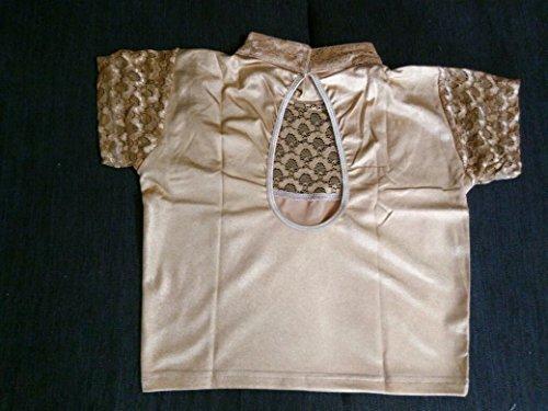 Fressia-Fabrics-Saree-Blouse-Readymade-Designer-Free-Size-For-Womens-Gold-Free-Size