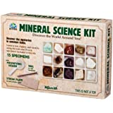 Toysmith Mineral Science Kit