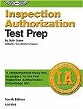 Inspection Authorization Test Prep, Dale Crane, 1560276134