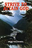 img - for Strive to Attain God book / textbook / text book