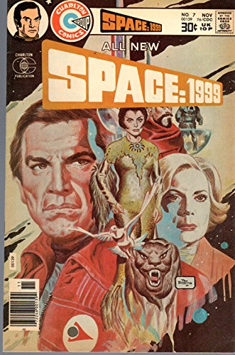 Space: 1999 Vol. 2 No. 7 November 1976 (Comic Book)