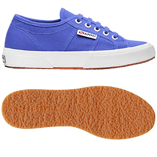 Superga Unisex-Erwachsene 2750-Cotu Classic Low-Top Bleu - Blue Iris
