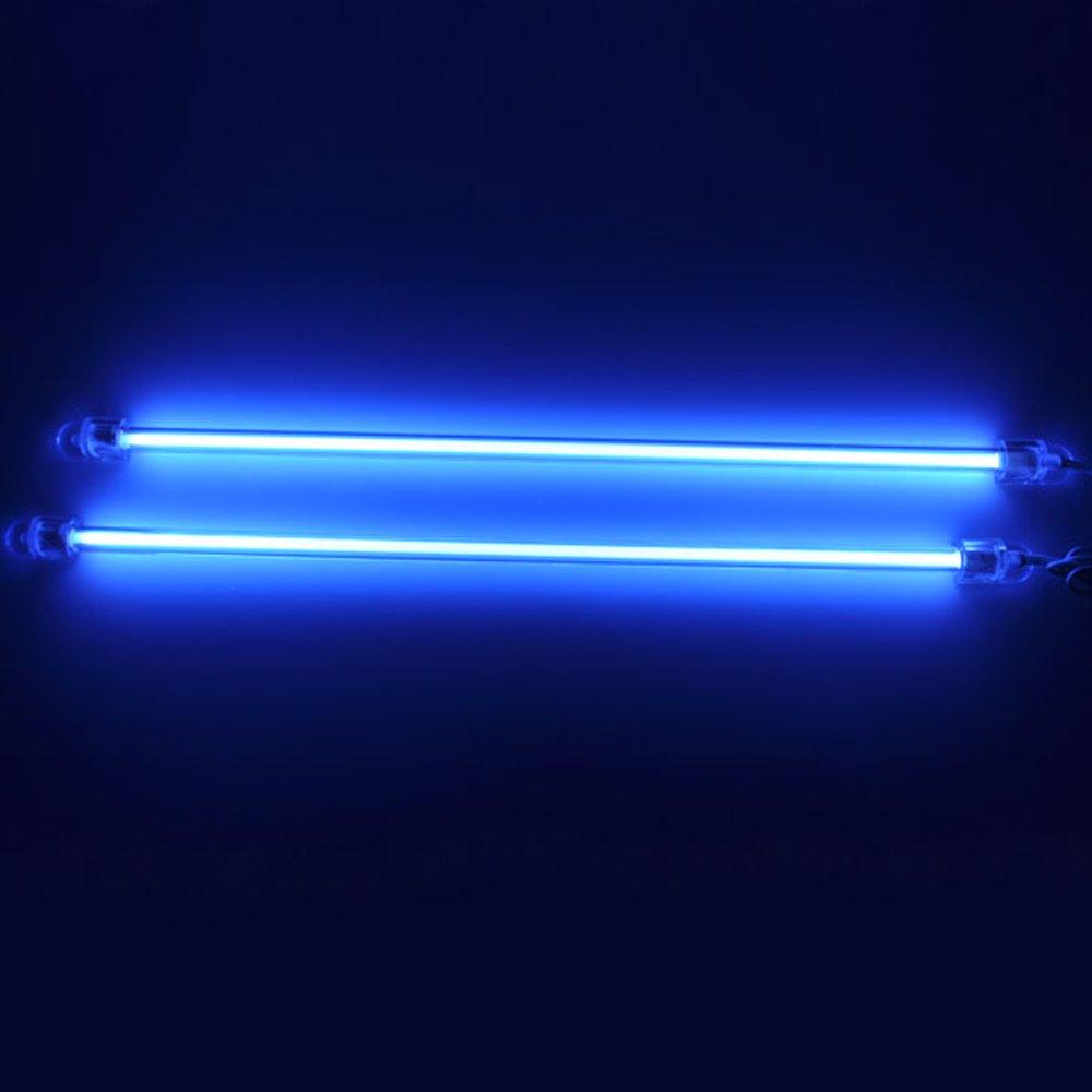 Supmico 30 cm verde sottocarrello luci al neon sottoscocca per veicolo auto Catodo freddo lampada
