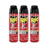 Raid Ant & Roach Killer Defense System, Outdoor Fresh Scent, 17.5 OZ (Pack - 3)