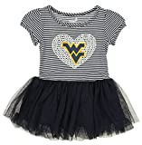Outerstuff NCAA Girl's Toddlers Celebration Tutu, West Virginia Mountaineers 4T