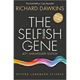 The Selfish Gene: 40th Anniversary Edition (Oxford Landmark Science) by Richard Dawkins 4 edition (Textbook ONLY, Paperback)