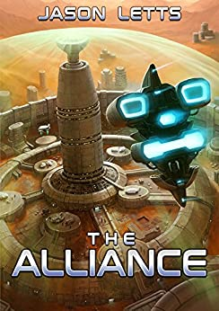 The Alliance by [Letts, Jason]