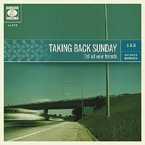 Taking Back Sunday Tell All Your Friends Vinyl