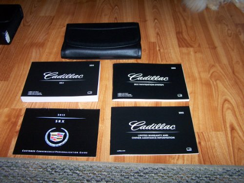 2012-cadillac-srx-owners-manual-guide-book