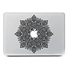 """Vati Leaves Removable Lucky Flowers Cool Design Best Vinyl Decal Sticker Skin Art Perfect For Apple Macbook Pro Air Mac 13"""" inch / Unibody 13 Inch Laptop"""