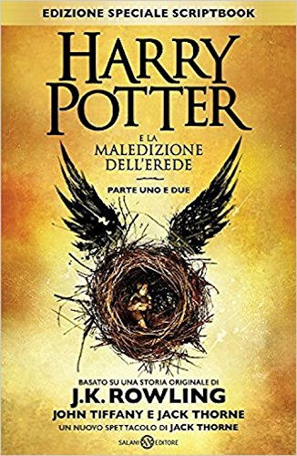 Harry Potter e la maledizione dell'erede (Italian version of Harry Potter and the Cursed Child) (Italian Edition) Harry Potter e la maledizione dell'erede (Italian version of Harry Potter and the Cursed Child) (Italian Edition) 51HDhHP7f5L