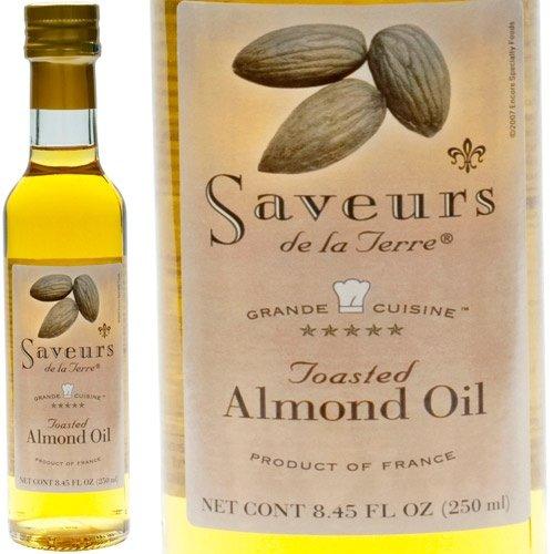 Toasted Almond Oil - 1 bottle - 8.45 fl oz