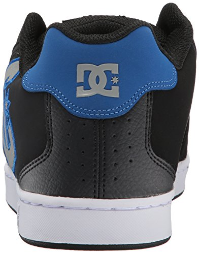 Men's Lace DC Armor Black Net Shoe Royal Up BxCCTgqw