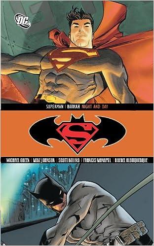 Superman Batman Night And Day TP (Superman/Batman (Pdf))
