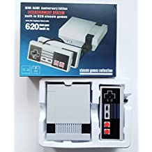 Retro Vintage Mini NES Classic Console Replica - Preloaded with 620 Classic Games by Good Deal Goods