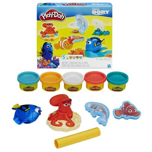 Finding Dory Play-Doh Toolset (La Create Cookware compare prices)