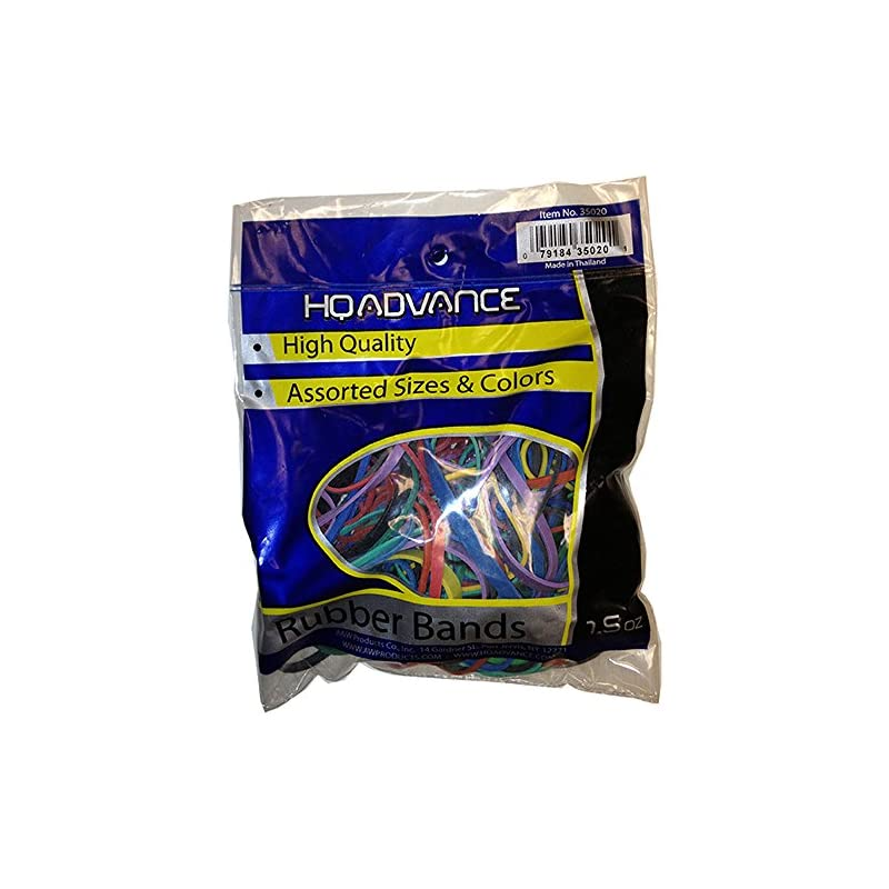 hq-advance-products-rubberbands-assorted