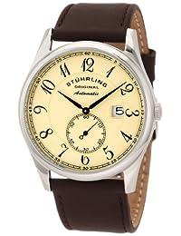 Stuhrling Original Men's 171B.3315K77 Cuvette Classic Automatic Date Watch