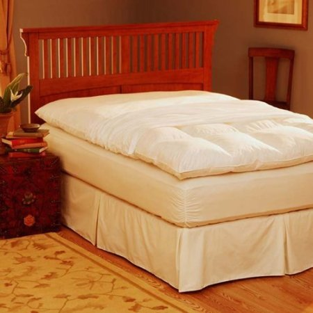 King Featherbed Protector - Pacific Coast Bed Protector Size: King