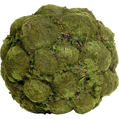 Lot Of 40 Artificial Decorative Moss Ball D40 Amazoncouk Kitchen Delectable Decorative Moss Balls Uk