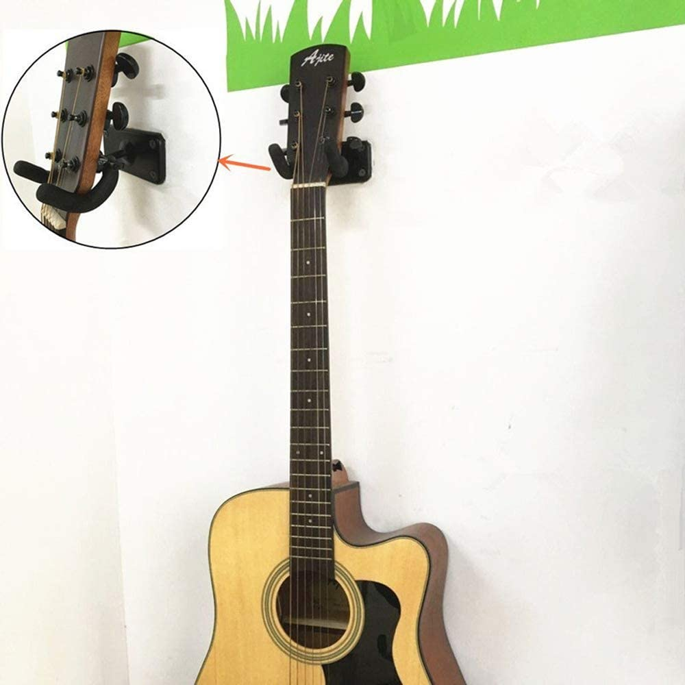 AIYoo - Gancho para Colgar Guitarra, Paquete de 2 Soportes de ...