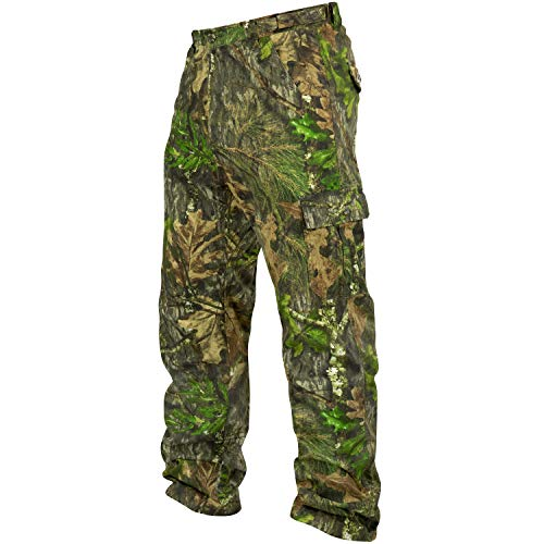 Mossy Oak Youth Cotton Mill 2.0 Camouflage Hunting Pant in Multiple Camo Patterns (Pants Mossy Camo Oak)