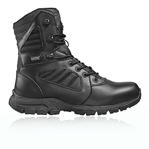 Magnum Lynx 8.0 Side-Zip Walking Boots - AW17 Black F0dGB