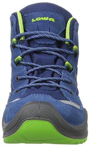 Lowa Simon Ii Gtx Qc, Zapatos de High Rise Senderismo Unisex Niños Blue