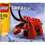 LEGO Creator: Triceratops Set 7604 (Bagged)