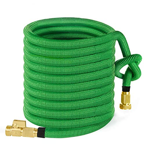 MoonLa 75ft Garden Hose, Expandable Water Hose with 3/4