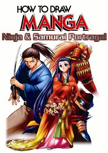 How To Draw Manga Volume 38: Ninja & Samurai Portrayal ...