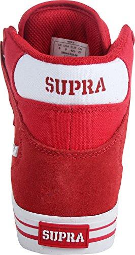 Vaider Sneaker Supra LC white Formula One dwwqgHE