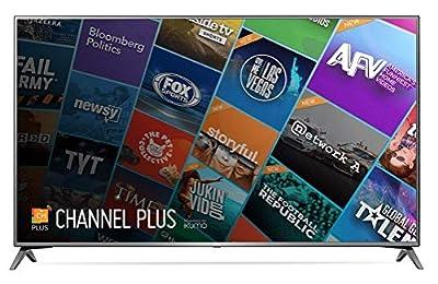 LG 65UJ6540 65-Inch 1080p UHD Smart LED TV (Certified Refurbished)