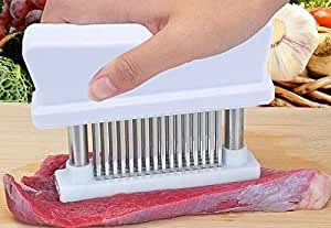 48 Stainless Steel Blade Knives Meat Tenderizer