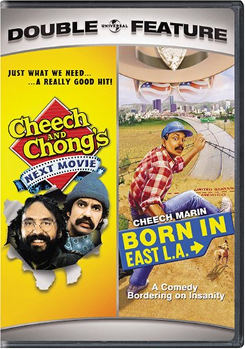 DVD : Cheech & Chong's Next Movie & Born in East la (Full Frame, Widescreen)