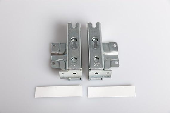Siemens Kühlschrank Scharnier Reparieren : Türscharnierset kit oben unten für kühlschränke von aeg bosch