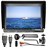 Neewer NW74K 7-Inch Ultra HD 4K 1280x800 IPS Screen Camera Field Monitor for Sony, Canon, Nikon, Olympus, Pentax, Panasonic Cameras (Power Supply and Battery Not Included)