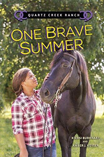 - One Brave Summer (Quartz Creek Ranch)