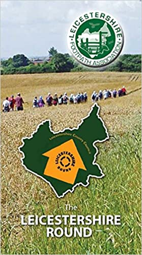 Leicestershire Walking Guidebook (Leicestershire Round)