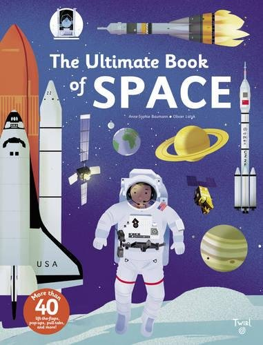 space interactive book - 1