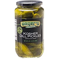 Unger's Premium Kosher Dill Pickles, 976 ml
