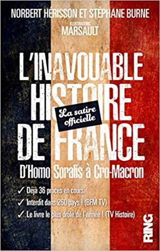Amazon Fr L Inavouable Histoire De France La Satire