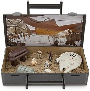 The Force Awakens Jakku Sand Play Set